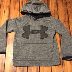 Boys Under Armour sweatshirt size youth small!